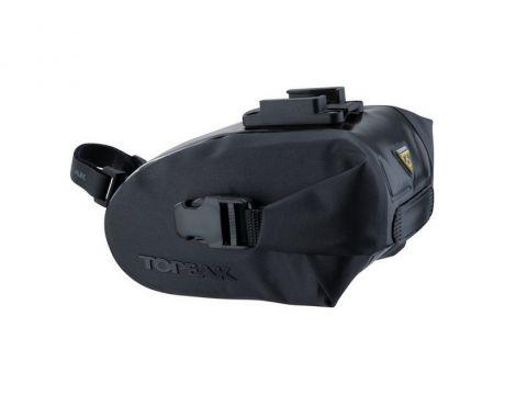 Taška podsedlová Topeak WEDGE DRY BAG Small čierna