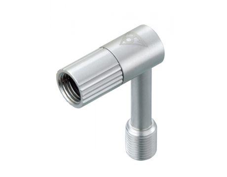 Ventilový adaptér Topeak  PRESSURE RITE  pre auto ventil (nový)