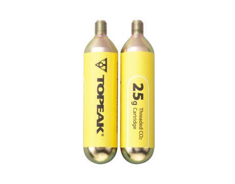 Náhradná náplň Topeak CO2 (25g  /  závitová) pre 29