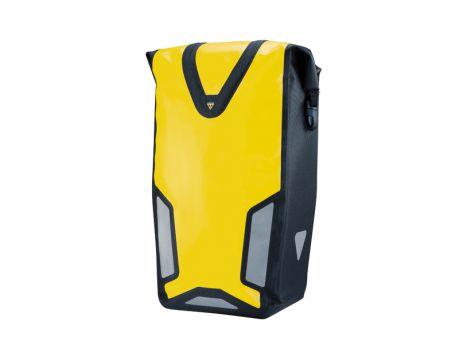 Taška nosičová Topeak PANNIER DRY BAG DX žltá