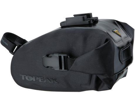 Taška podsedlová Topeak WEDGE DRY BAG  Medium čierna