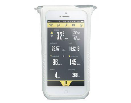 Puzdro Topeak SMART PHONE DRY BAG (iPhone 5) biele