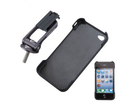 Puzdro s držiakom Topeak RIDE CASE (iPhone 4)