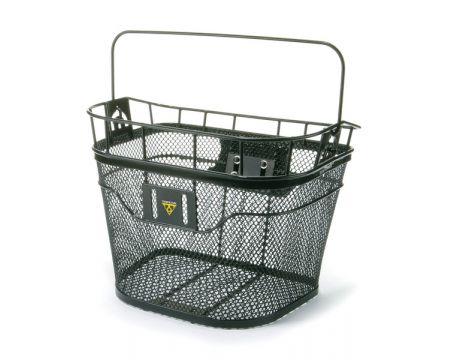 Košík predný Topeak BASKET FRONT čierny