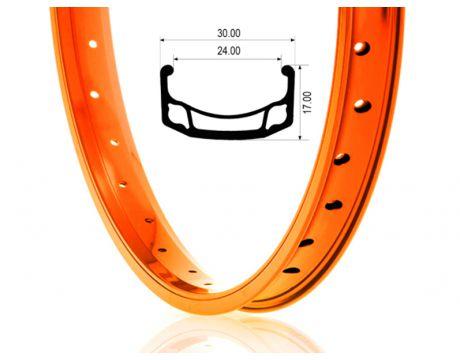 Ráfik BeFly BMX Ace, Orange