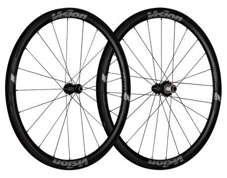 Cestné kolesá VISION Metron 40 SL Disc CL, Clincher 2018