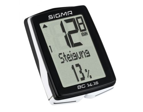 Cyklopočítač Sigma BC 14.16