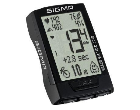 Cyklopočítač Sigma BC 23.16 STS
