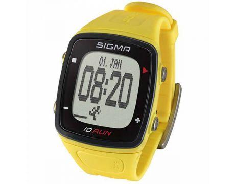 Bežecké hodinky Sigma iD.RUN yellow