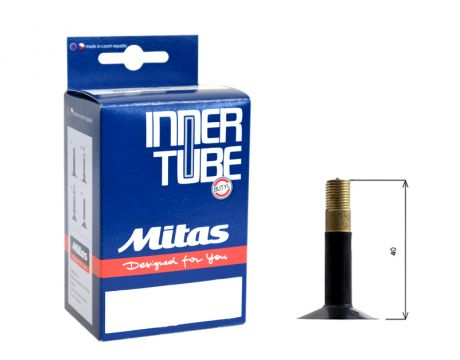 Duša MITAS Classic  24 x 1.50 / 2.10 AV40