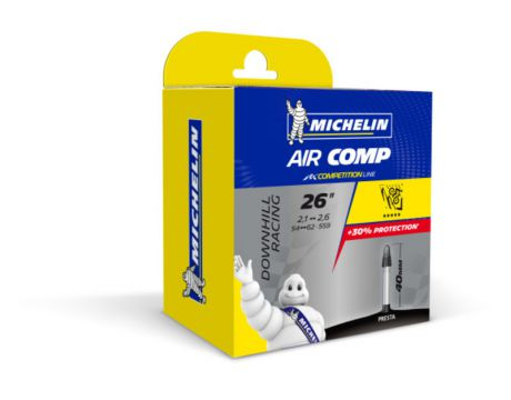 Duša Michelin Aircomp Downhill 26 x 2,20-2,80 FV40