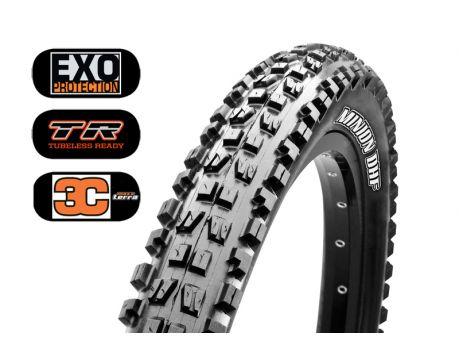 Plášť MAXXIS Minion DHF 27.5 x 2.60 kevlar EXO TR 120TPI 3C Maxx Terra