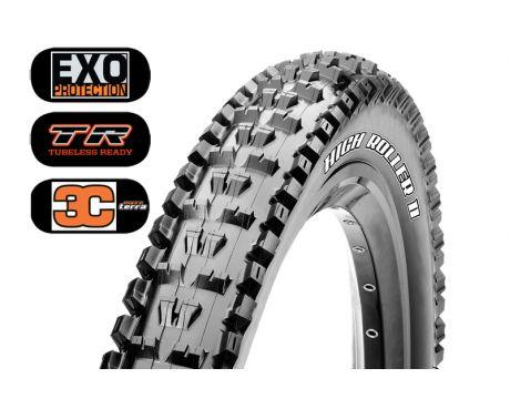 Plášť MAXXIS High Roller II 27.5 x 2.60 WT kevlar EXO TR 120 TPI 3C Maxx Terra