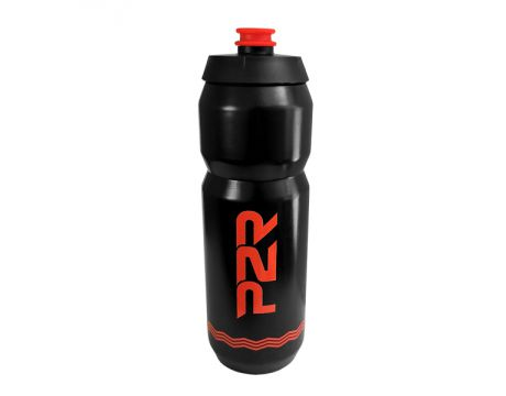Fľaša P2R AQUILA 750 ml, black-red