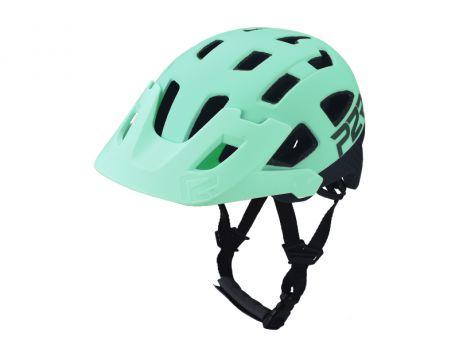 Prilba P2R FORTEX S / M, Matte Turquoise / Charcoal