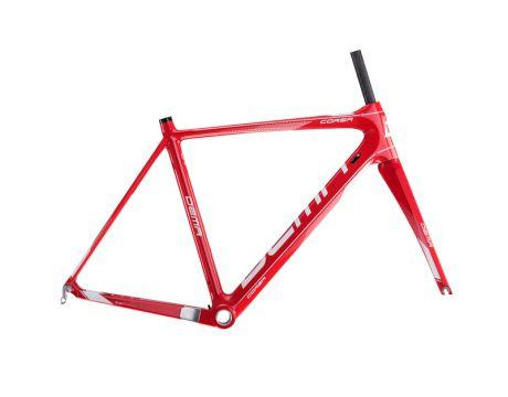 RAM - Dema CORSA Elite red-white 570 mm s vidlicou