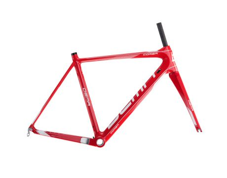 RAM - Dema CORSA Elite red-white 600 mm s vidlicou