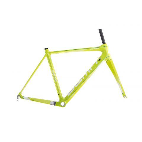 RAM - Dema CORSA 9.0 green-white 480 mm s vidlicou