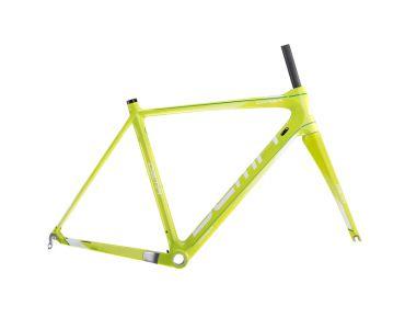 Dema RAM - Dema CORSA 9.0 green-white 540 mm s vidlicou