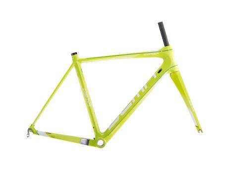 RAM - Dema CORSA 9.0 green-white 570 mm s vidlicou
