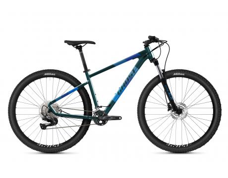 Kato Advanced 29 - Dark Green / Petrol Blue