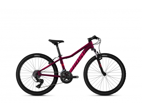 "Lanao 24"" Base - Blackberry / Electric Pink"
