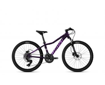 "Ghost Lanao 24"" Essential - Purple / White  2021"