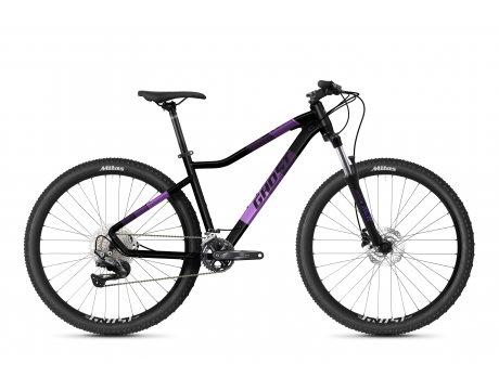 Lanao Advanced 27.5 - Midnight Black / Purple