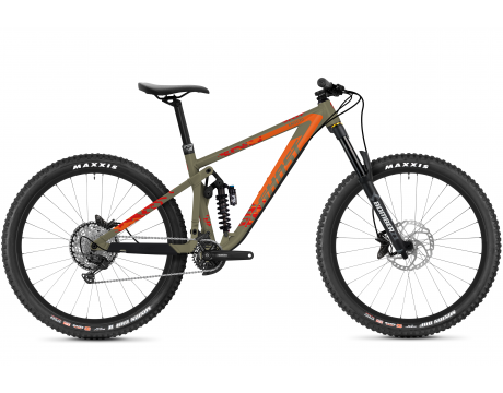 Riot Enduro Universal - Mud / Orange