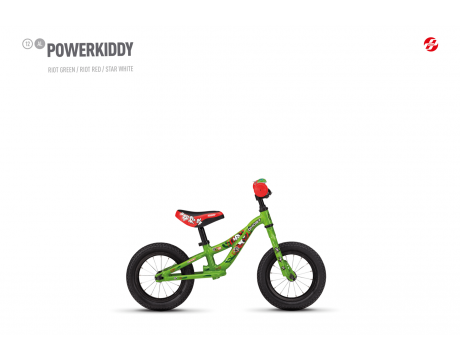 Powerkiddy 12 - Green