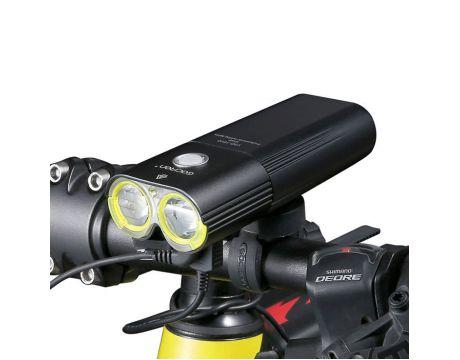 Cyklistické svietidlo Gaciron V9D-1600