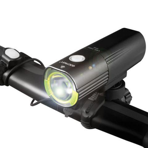 Cyklistické svietidlo Gaciron V9S-1000