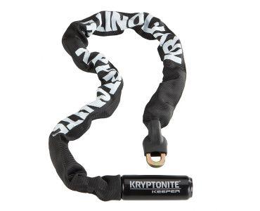 Kryptonite Keeper 785 Integrated Chain Black