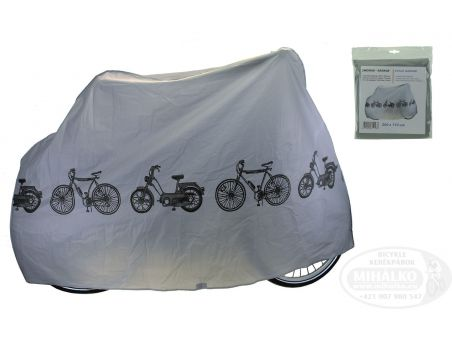 Plachta na bicykel, cyklogaráž