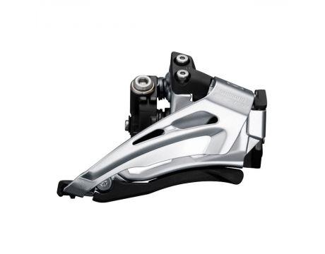 Prešmyk Deore M6025 2x10 spodný ťah Top Swing (34,9/31,8/28,6mm) 34-38z.