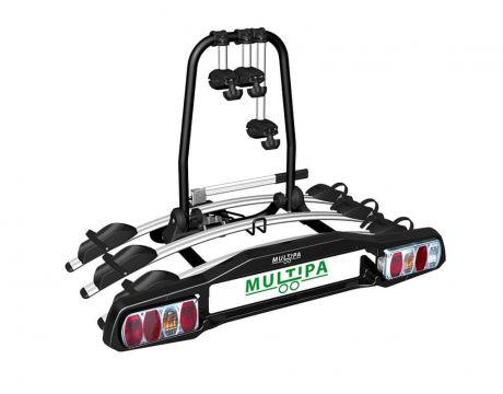 Nosič bicyklov na ťažné zariadenie MULTIPA 3