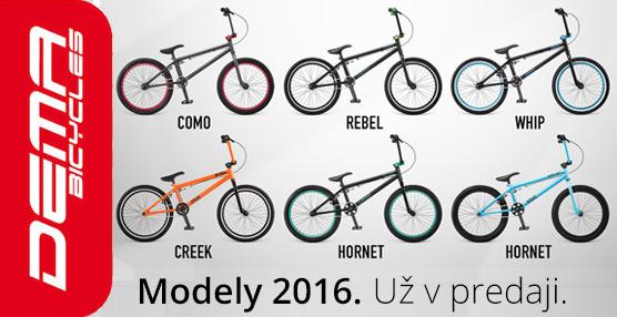 Dema 2016 BMX