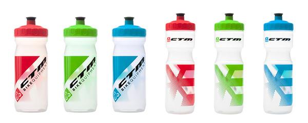 Nové fľašky CTM